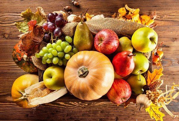 Осенняя диета: что есть, чтобы чувствовать себя хорошо и не болеть?