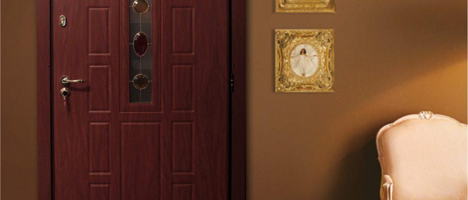 Противопожарная входная дверь — это ваша безопасность!