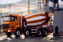 Качественный бетон от компании Ресурс в Красногорске