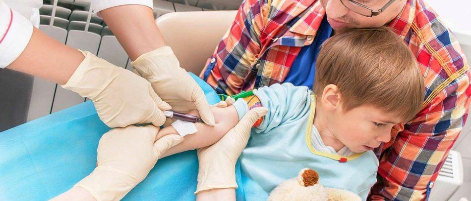 Повышенный гемоглобин у ребенка: что это значит?