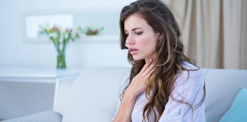 Симптомы рака гортаноглотки и его лечение