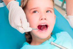Какие стоматологические заболевания чаще всего встречаются у детей