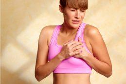 Боль в груди: правда и мифы